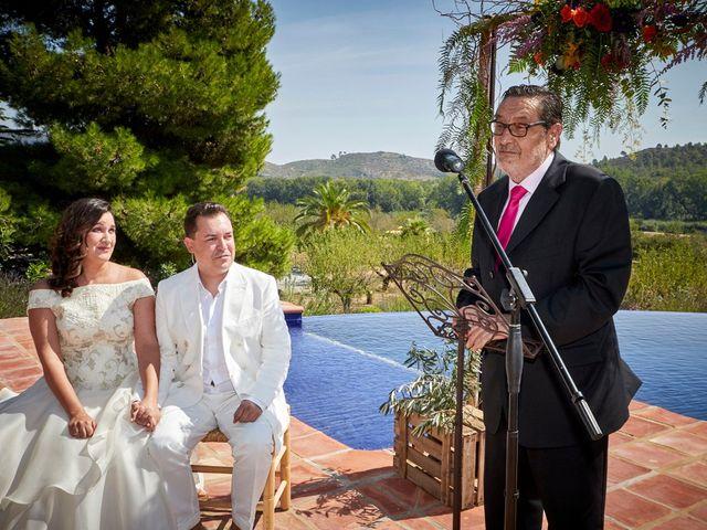 La boda de Ricard y Ana en Segorbe, Castellón 16