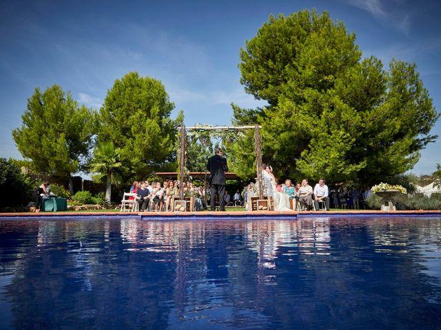 La boda de Ricard y Ana en Segorbe, Castellón 17