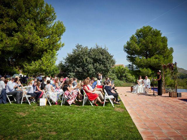 La boda de Ricard y Ana en Segorbe, Castellón 19