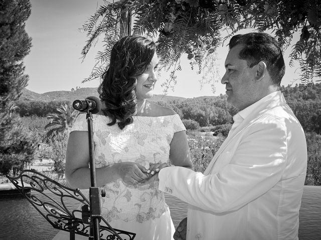 La boda de Ricard y Ana en Segorbe, Castellón 22