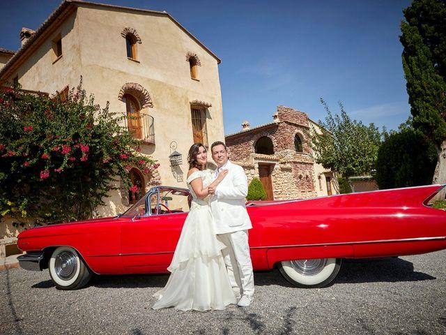 La boda de Ana y Ricard