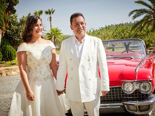 La boda de Ricard y Ana en Segorbe, Castellón 2