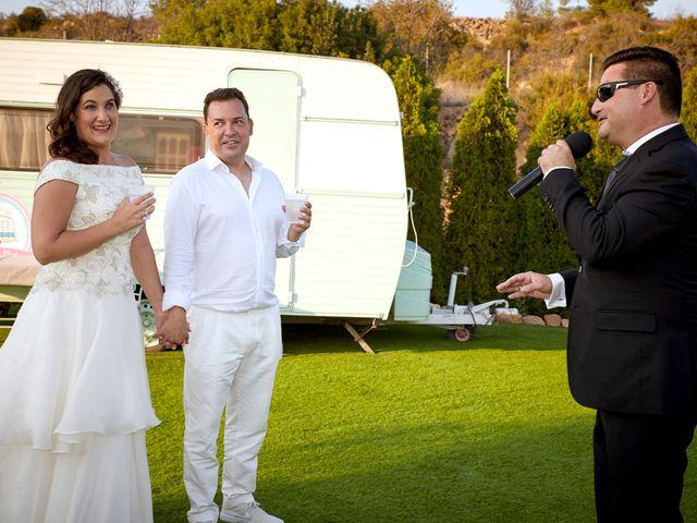 La boda de Ricard y Ana en Segorbe, Castellón 30