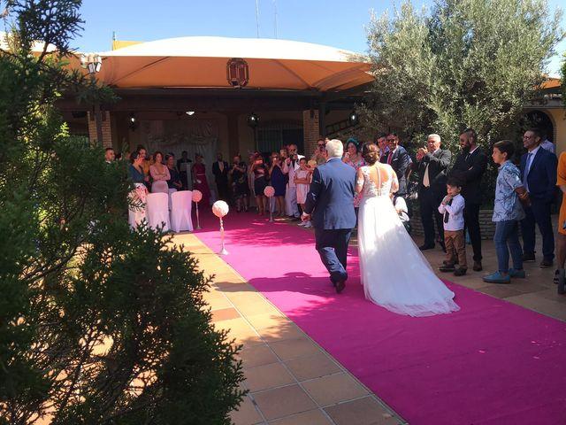 La boda de Alvaro  y Gema  en Chiclana De La Frontera, Cádiz 3