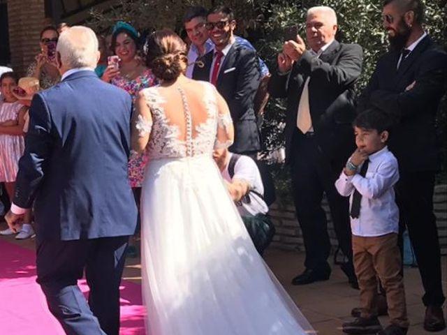 La boda de Alvaro  y Gema  en Chiclana De La Frontera, Cádiz 4