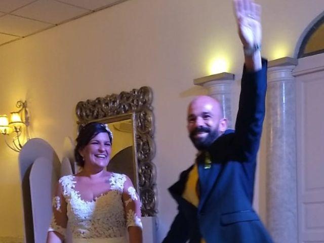 La boda de Alvaro  y Gema  en Chiclana De La Frontera, Cádiz 5