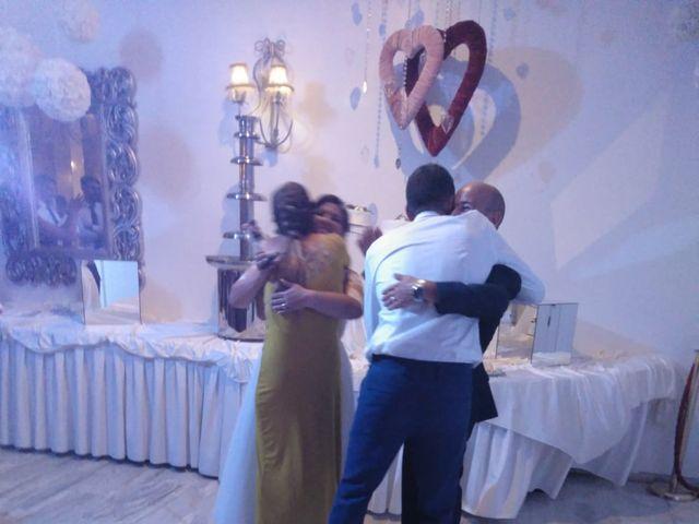 La boda de Alvaro  y Gema  en Chiclana De La Frontera, Cádiz 6