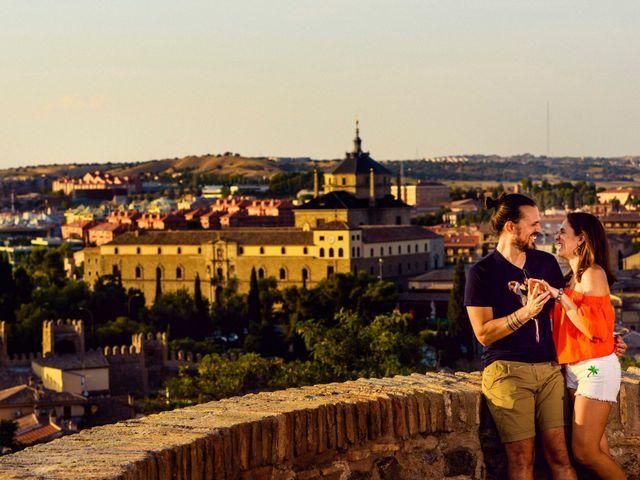 La boda de Alberto y Marta en Sonseca, Toledo 9