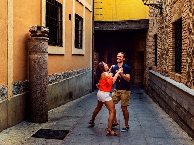 La boda de Alberto y Marta en Sonseca, Toledo 14