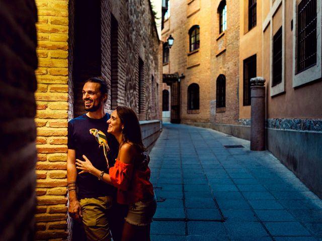 La boda de Alberto y Marta en Sonseca, Toledo 15