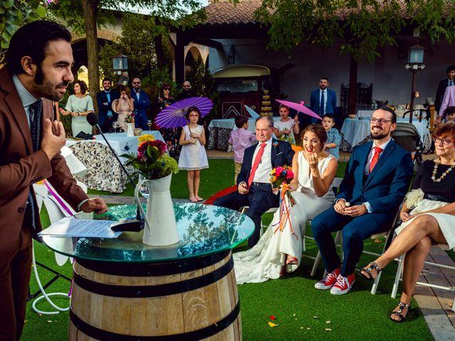 La boda de Alberto y Marta en Sonseca, Toledo 71