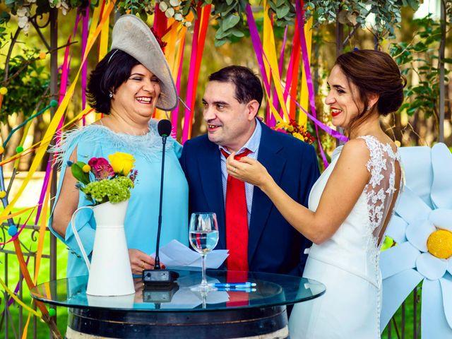 La boda de Alberto y Marta en Sonseca, Toledo 75