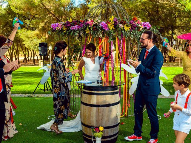 La boda de Alberto y Marta en Sonseca, Toledo 80