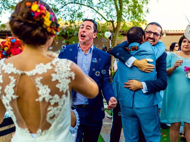 La boda de Alberto y Marta en Sonseca, Toledo 81