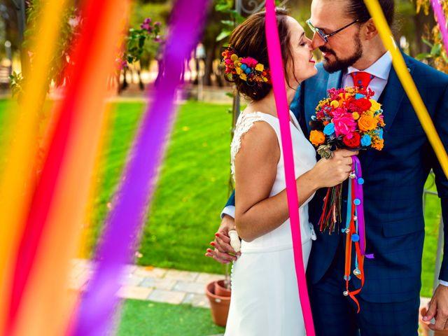 La boda de Alberto y Marta en Sonseca, Toledo 82