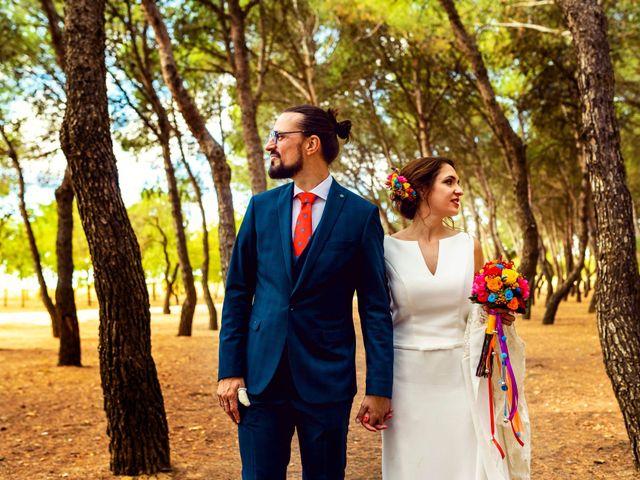 La boda de Alberto y Marta en Sonseca, Toledo 86