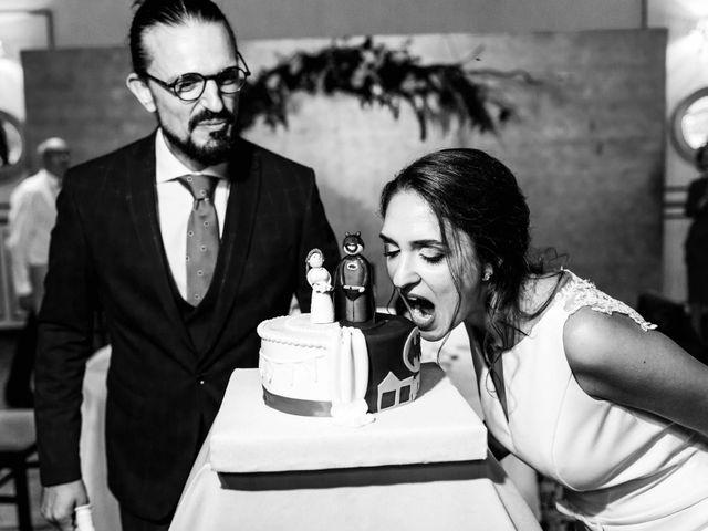 La boda de Alberto y Marta en Sonseca, Toledo 94