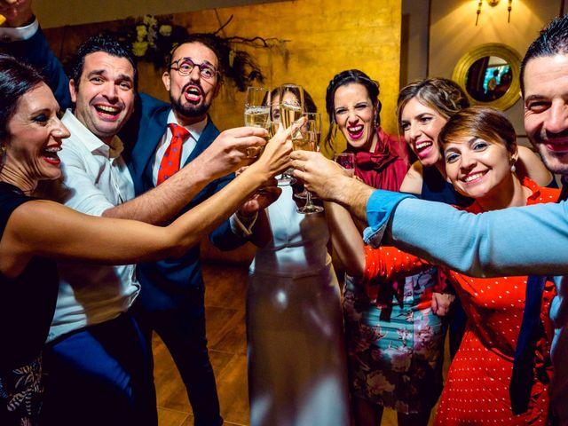 La boda de Alberto y Marta en Sonseca, Toledo 96