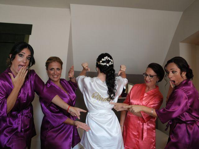 La boda de Álvaro y Tamara en Velez Malaga, Málaga 8