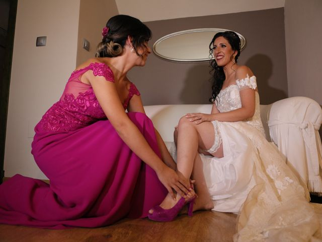 La boda de Álvaro y Tamara en Velez Malaga, Málaga 13