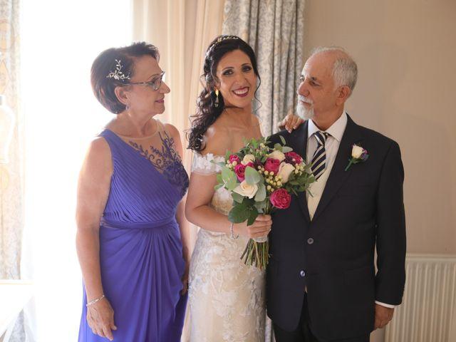 La boda de Álvaro y Tamara en Velez Malaga, Málaga 16
