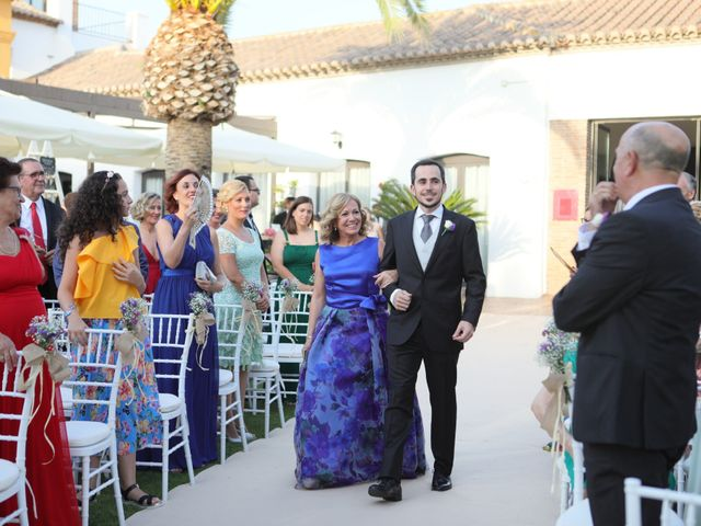 La boda de Álvaro y Tamara en Velez Malaga, Málaga 18