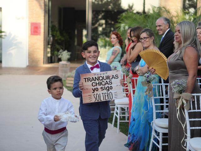 La boda de Álvaro y Tamara en Velez Malaga, Málaga 19