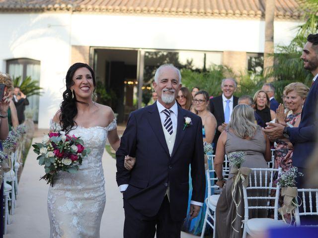 La boda de Álvaro y Tamara en Velez Malaga, Málaga 20