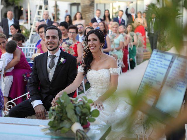 La boda de Álvaro y Tamara en Velez Malaga, Málaga 21