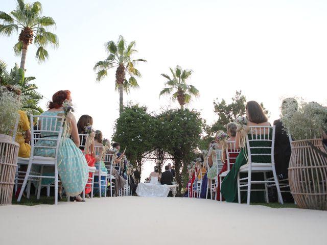 La boda de Álvaro y Tamara en Velez Malaga, Málaga 22