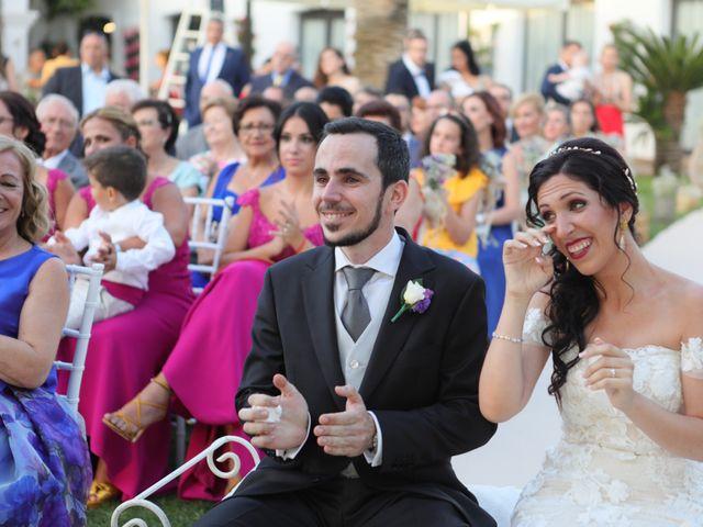 La boda de Álvaro y Tamara en Velez Malaga, Málaga 23