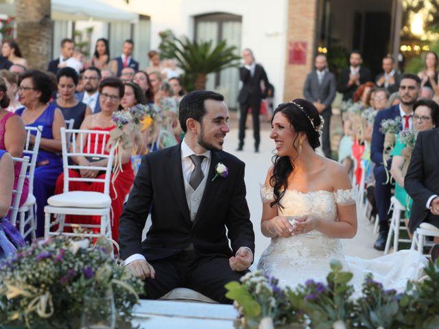 La boda de Álvaro y Tamara en Velez Malaga, Málaga 24