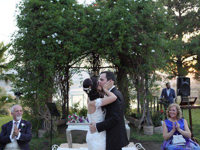 La boda de Álvaro y Tamara en Velez Malaga, Málaga 26