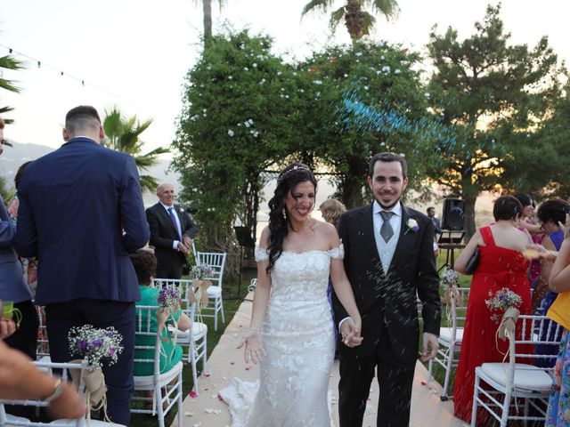La boda de Álvaro y Tamara en Velez Malaga, Málaga 27
