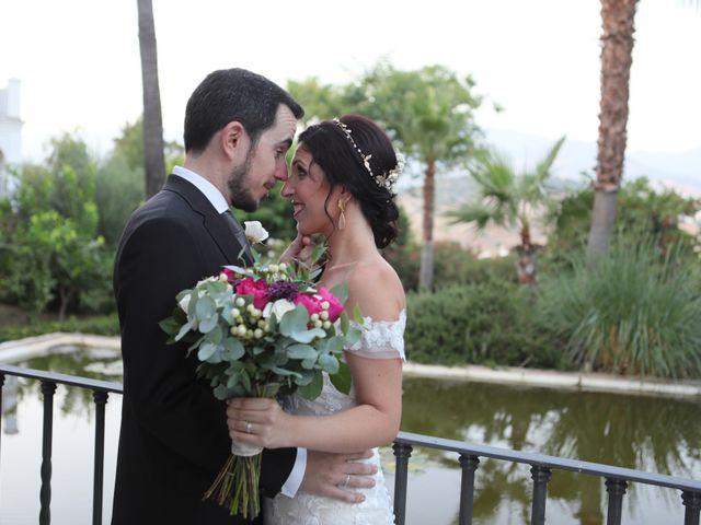 La boda de Álvaro y Tamara en Velez Malaga, Málaga 28