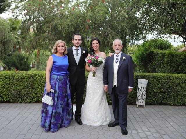 La boda de Álvaro y Tamara en Velez Malaga, Málaga 29