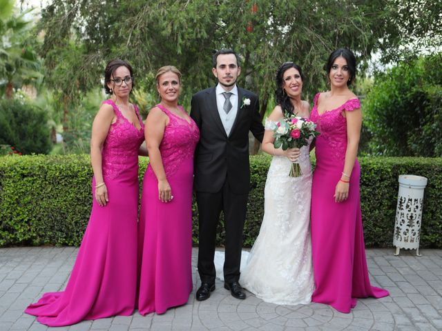 La boda de Álvaro y Tamara en Velez Malaga, Málaga 30