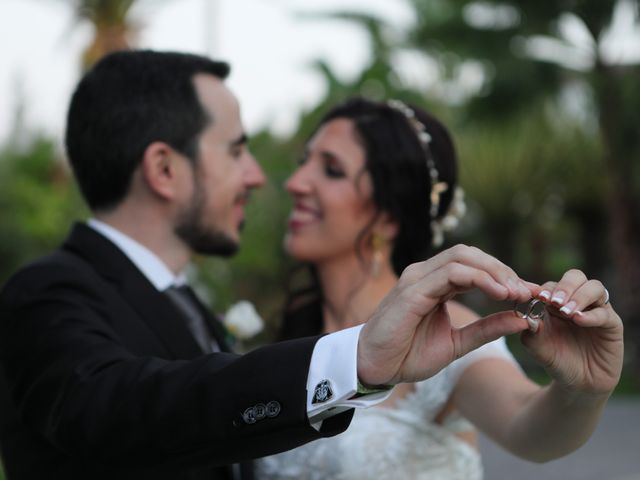 La boda de Álvaro y Tamara en Velez Malaga, Málaga 31