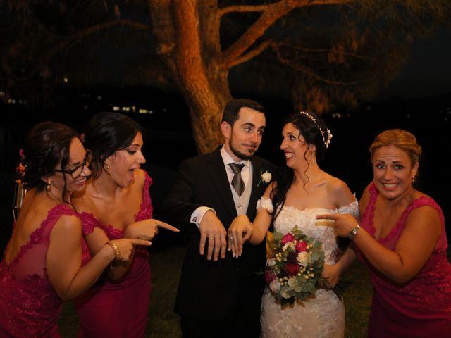 La boda de Álvaro y Tamara en Velez Malaga, Málaga 33