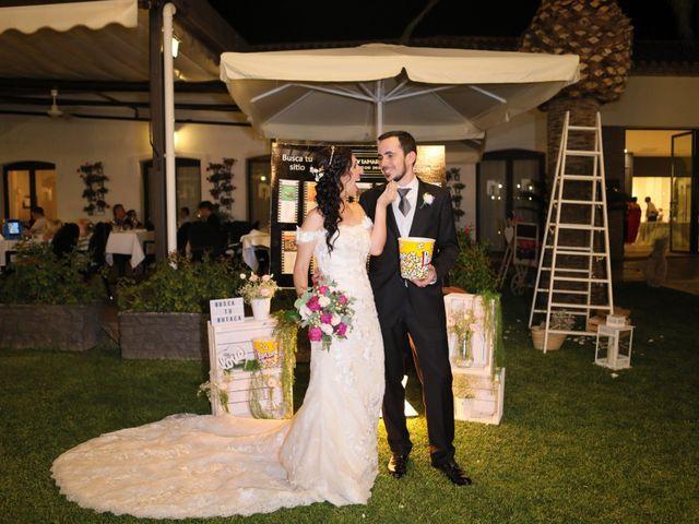 La boda de Álvaro y Tamara en Velez Malaga, Málaga 34
