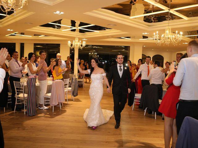 La boda de Álvaro y Tamara en Velez Malaga, Málaga 36