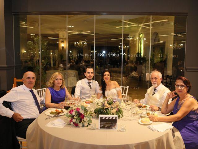 La boda de Álvaro y Tamara en Velez Malaga, Málaga 37