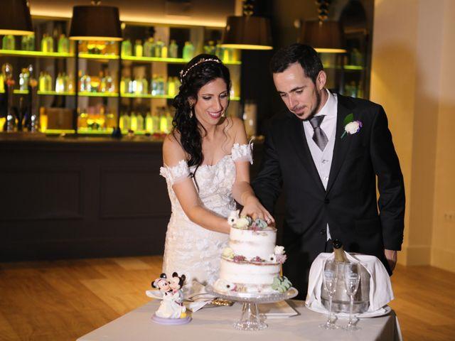 La boda de Álvaro y Tamara en Velez Malaga, Málaga 41
