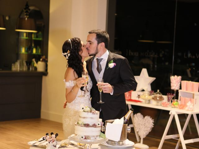 La boda de Álvaro y Tamara en Velez Malaga, Málaga 42