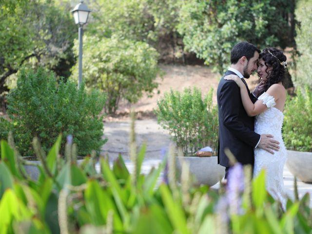 La boda de Álvaro y Tamara en Velez Malaga, Málaga 45