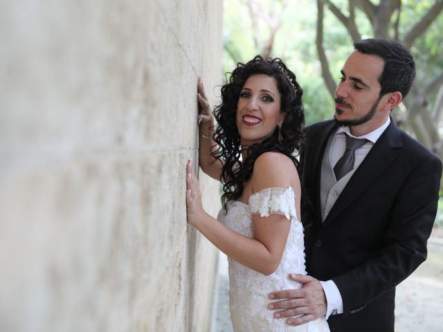 La boda de Álvaro y Tamara en Velez Malaga, Málaga 50