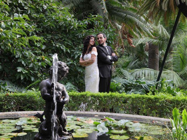 La boda de Álvaro y Tamara en Velez Malaga, Málaga 54