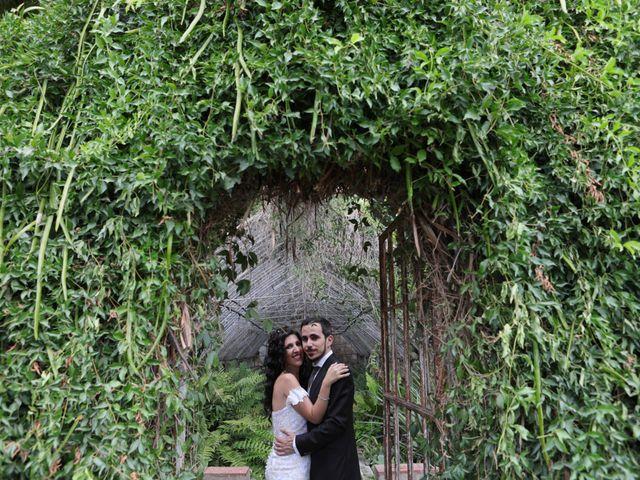 La boda de Álvaro y Tamara en Velez Malaga, Málaga 56