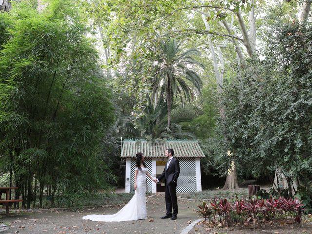 La boda de Álvaro y Tamara en Velez Malaga, Málaga 58