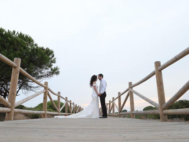 La boda de Álvaro y Tamara en Velez Malaga, Málaga 60